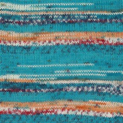 DROPS Fabel 162 blue sea