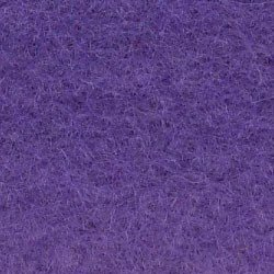 Vilt 561 blauw paars 20 x 30 cm op=op