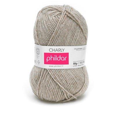 Phildar Charly Lin 0008 - 1333 - bruin licht