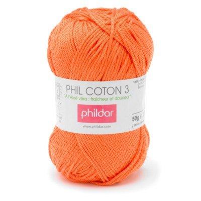 Phildar Phil coton 3 Vitamine