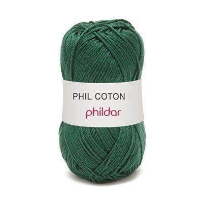 Phildar Phil coton 3 Cedre