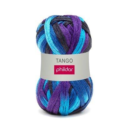 Phildar Tango 100 bleuet op=op