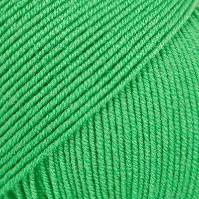 Drops Baby merino 31 pittig groen op=op