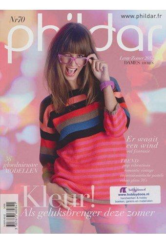 Phildar nr 70 dames heren lente/zomer 2012