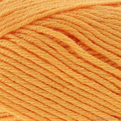 Lammy Yarns Victory 214 licht oranje