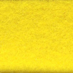Vilt 45-502 geel 45 cm breed per 10 cm