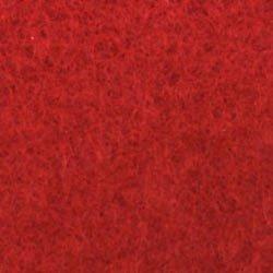 Vilt 45-523 donker rood 45 cm breed per 10 cm