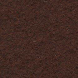 Vilt 45-536 donker bruin 45 cm breed per 10 cm