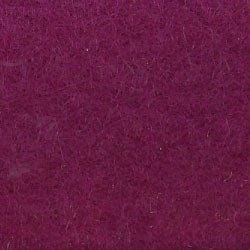 Vilt 45-524 bordeaux rood 45 cm breed per 10 cm