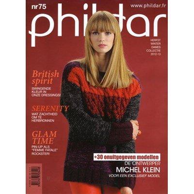 Phildar nr 75 herfst winter 2012-2013