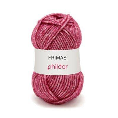 Phildar Frimas Pourpre op=op uit collectie