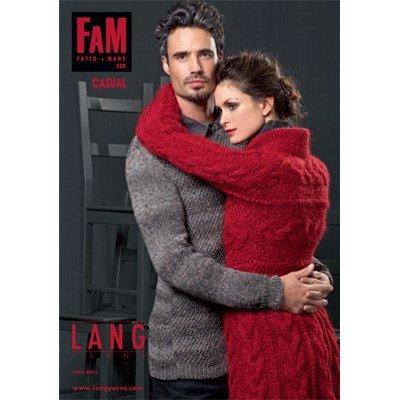 Lang Yarns magazine 200 casual