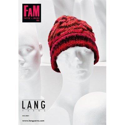 Lang Yarns magazine 195 muts special p