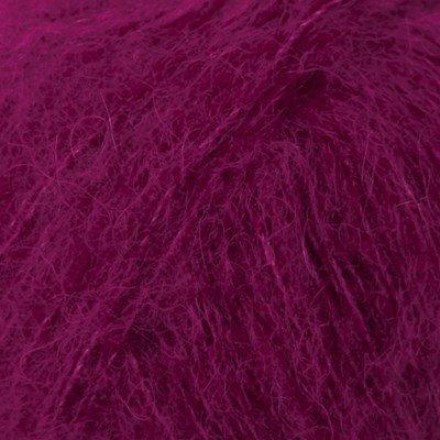 DROPS Brushed Alpaca Silk 09 paars
