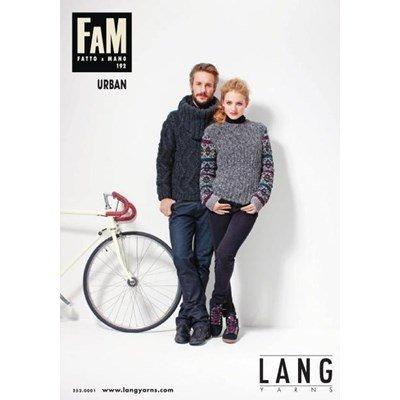 Lang Yarns magazine 192 Urban