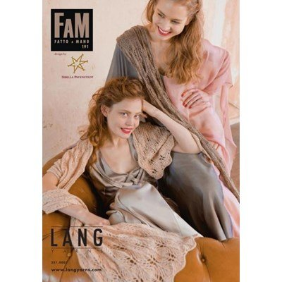 Lang Yarns magazine 191