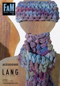 Lang Yarns magazine 185 accessoires