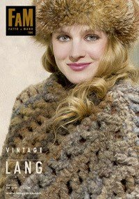 Lang Yarns magazine 184 vintage (duits/engels)