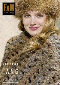 Lang Yarns magazine 184 vintage duits/engels