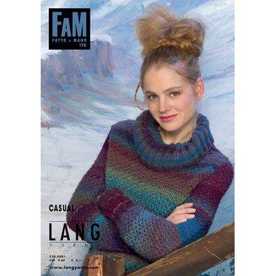 Lang Yarns magazine 178 casual