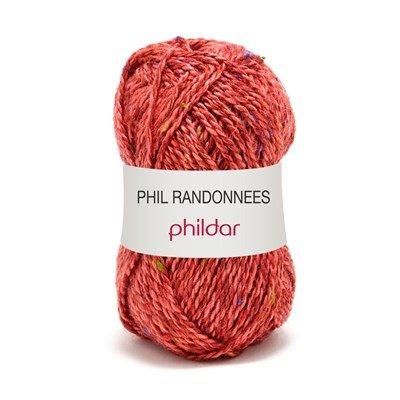 Phildar Phil Randonnees Piment op=op uit collectie