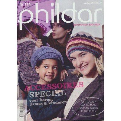 Phildar nr 114 accessoires herfst winter 2014-2015 op=op
