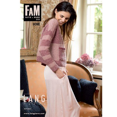 Lang Yarns magazine 215