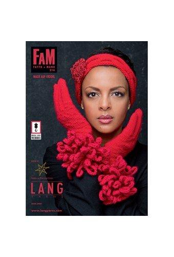 Lang Yarns magazine 216