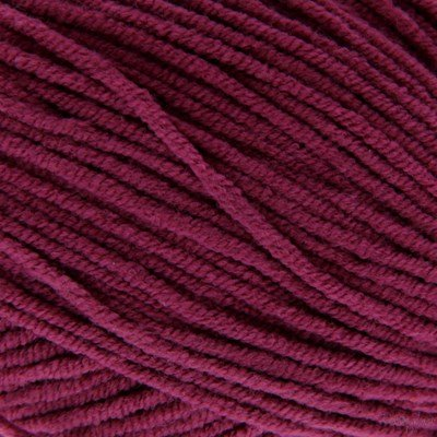 Scheepjes softfun 2534 donker rood paars