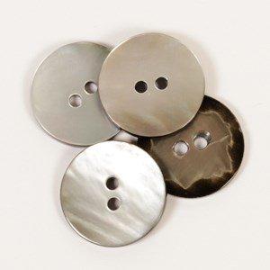 Knoop 20 mm rond manestraal - 614