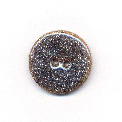 knoop 28 mm grijs met sparkel 5611-44-2