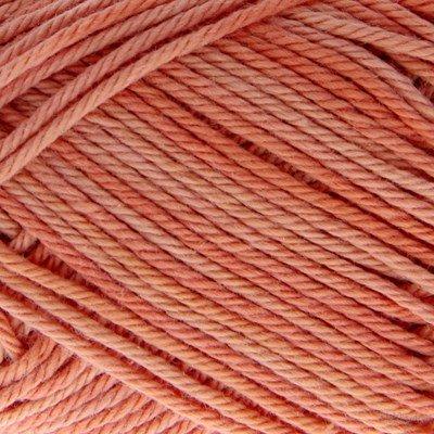 Schachenmayr Catania denim 124 - oranje op=op uit collectie