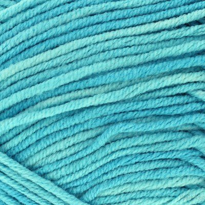 Scheepjes softfun denim 500 aqua blauw