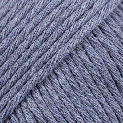 DROPS Cotton light 34 licht denim blauw