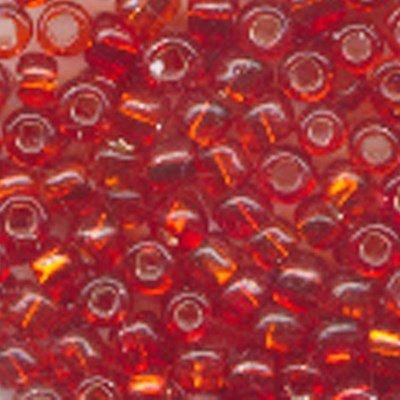 rocailles silver line 25 rood op=op