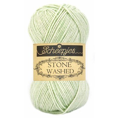 Scheepjes Stone Washed 819 new jade