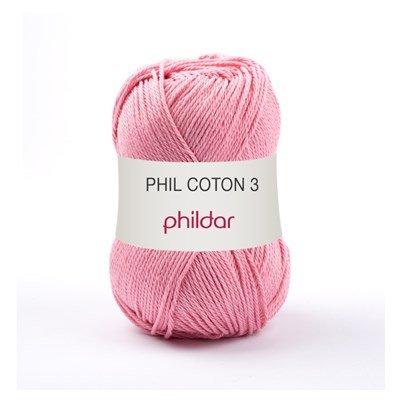 Phildar Phil coton 3 Meringue