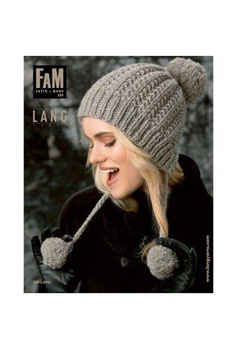 Lang Yarns magazine 229