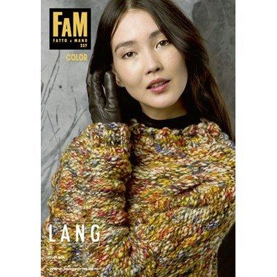 Lang Yarns magazine 227 color
