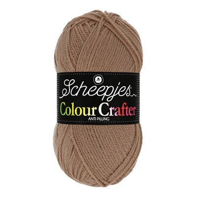Scheepjes Colour Crafter 1064 Veenendaal - bruin zand