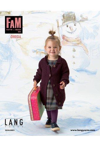 Lang Yarns magazine 230 omega