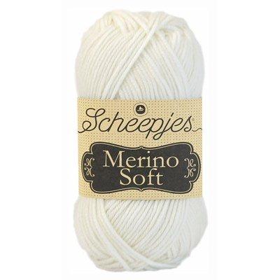 Scheepjes Merino soft 602 raphael - room wit
