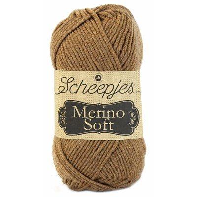 Scheepjes Merino soft 607 Braque - bruin