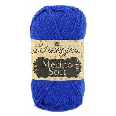 Scheepjes Merino soft 611 Mondrian - royal blauw