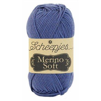 Scheepjes Merino soft 612 Vermeer - helder blauw