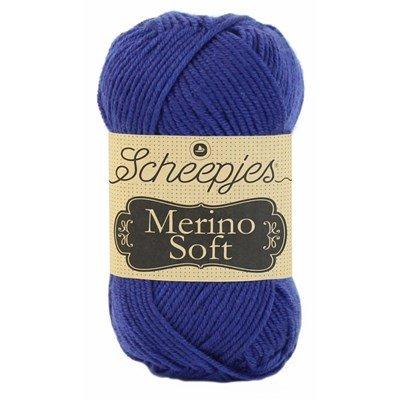 Scheepjes Merino soft 616 Klimt - kobalt blauw