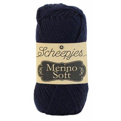 Scheepjes Merino soft 618 Wood - marine blauw