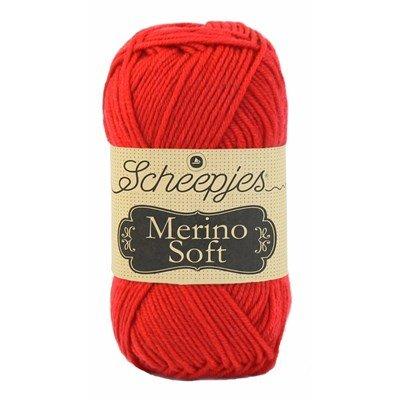 Scheepjes Merino soft 621 Picasso - rood