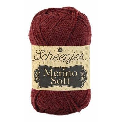 Scheepjes Merino soft 622 Klee - rood bruin