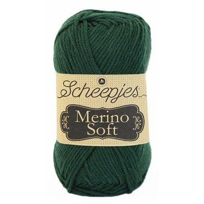 Scheepjes Merino soft 631 Millais - donker groen